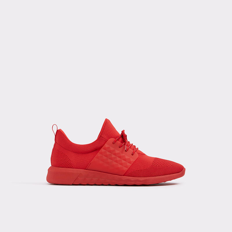 red running shoes aldo